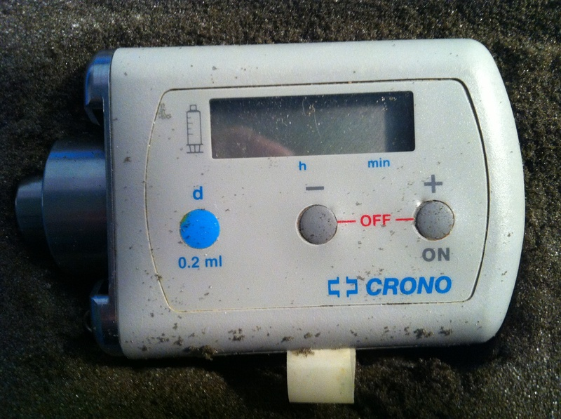 THE DESFERAL INFUSION PUMP